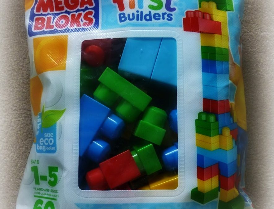 Mega Bloks brings little ones' imagination to life: a product review of the First Builders range