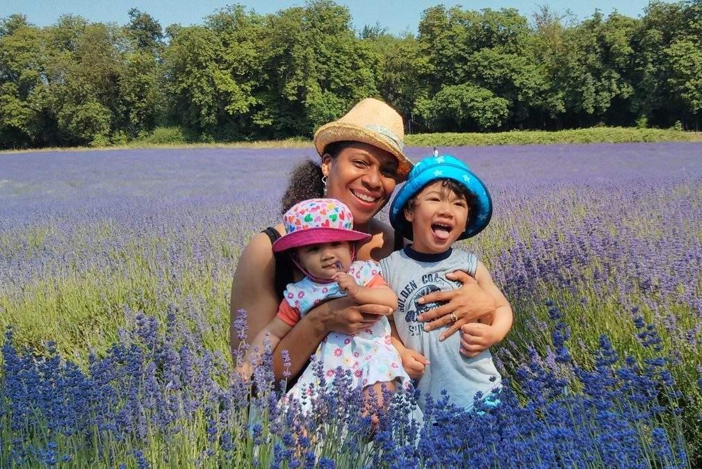 On Celebrating Blossoming Lavender: the Mayfield Lavender Festival