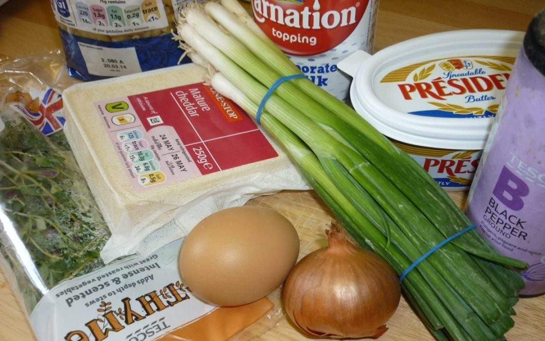 Meal Plan For Week Beginning 21st October