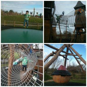 Hobbledown Adventure Playground