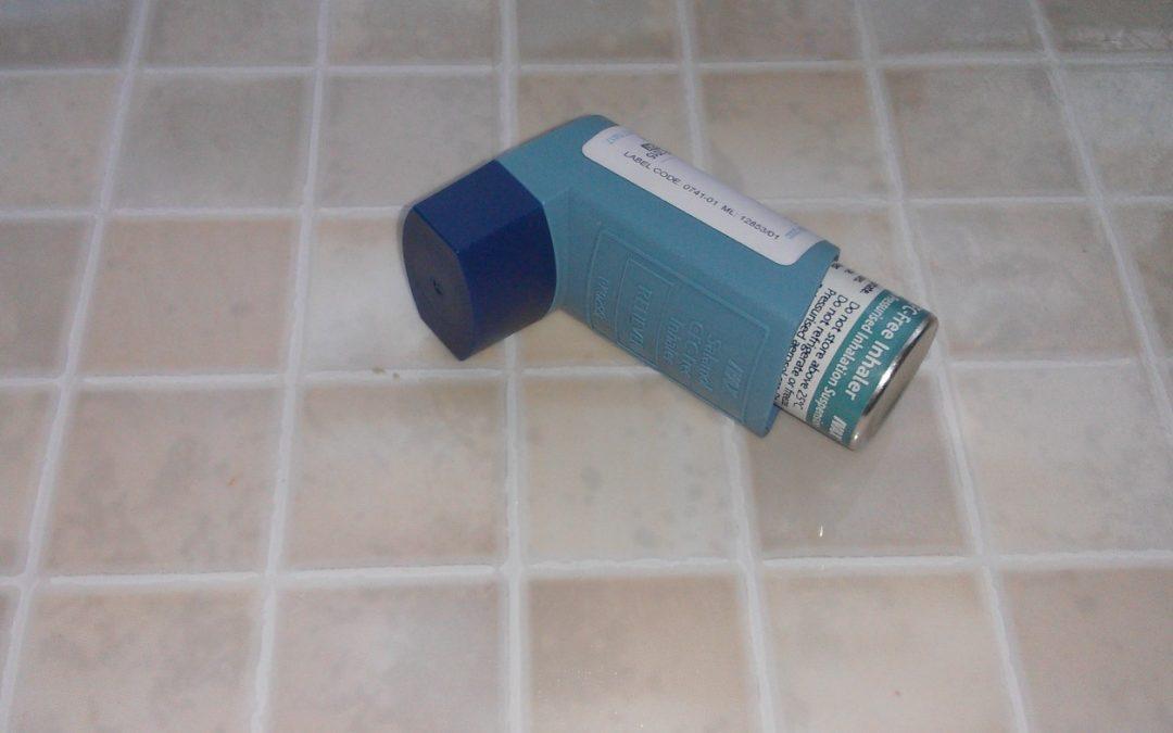 … ASTHMA?!