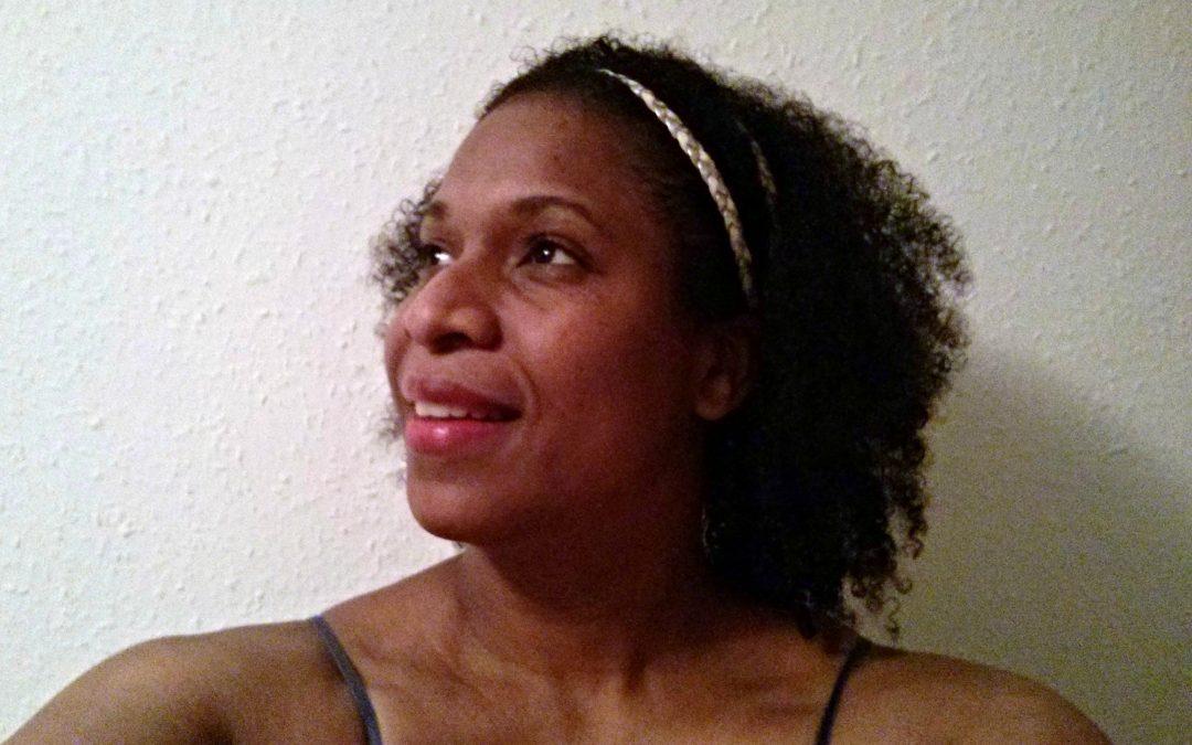 Diffusing natural hair
