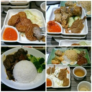 Malaysian food (C& R Cafe)