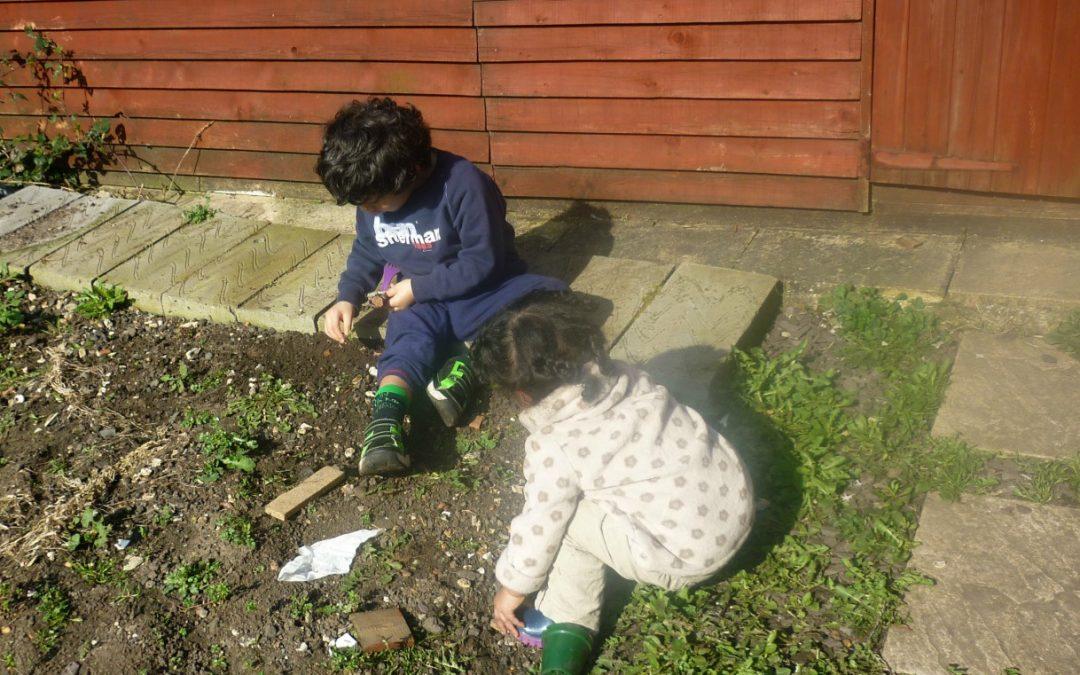 Of garden space and fair play