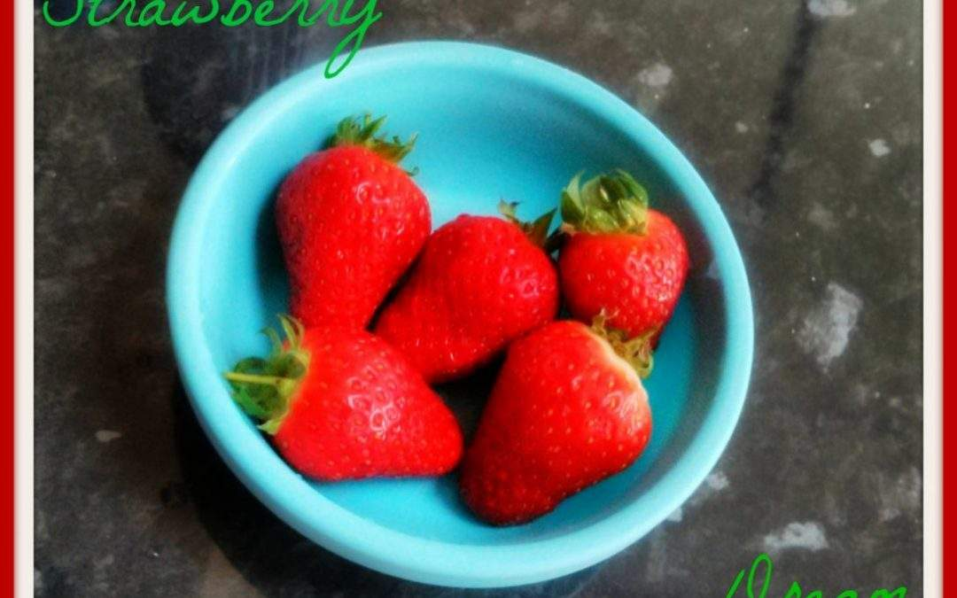 Strawberry Dream: taste the difference Sainsbury's New Forest strawberries