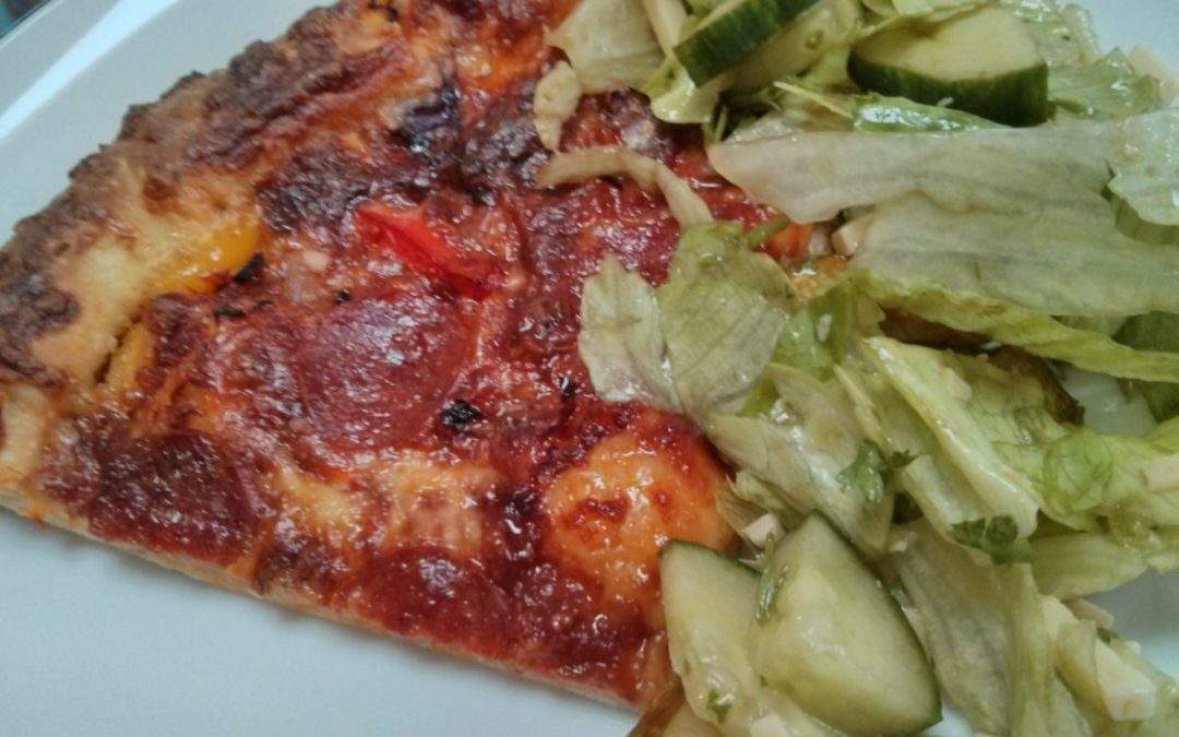 Chicago Town Pizza review
