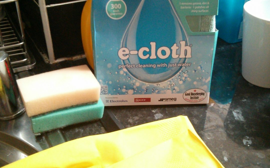e-cloth kitchen cleaning cloths: a product review