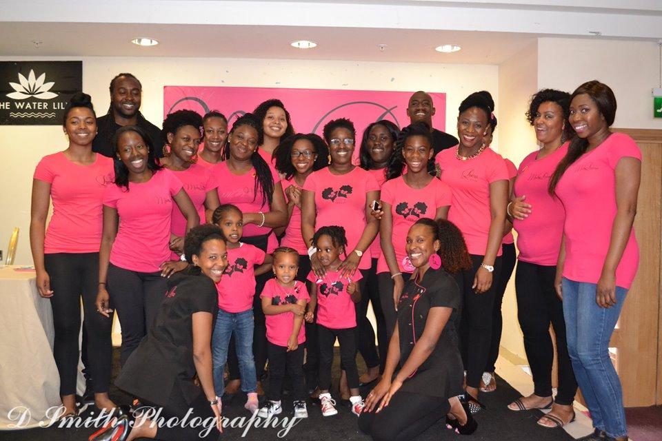 Mane Divas launch event: divas on the grow