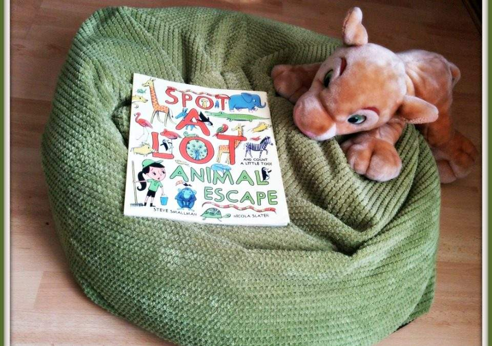 Spot A lot! Animal Escape: a book review