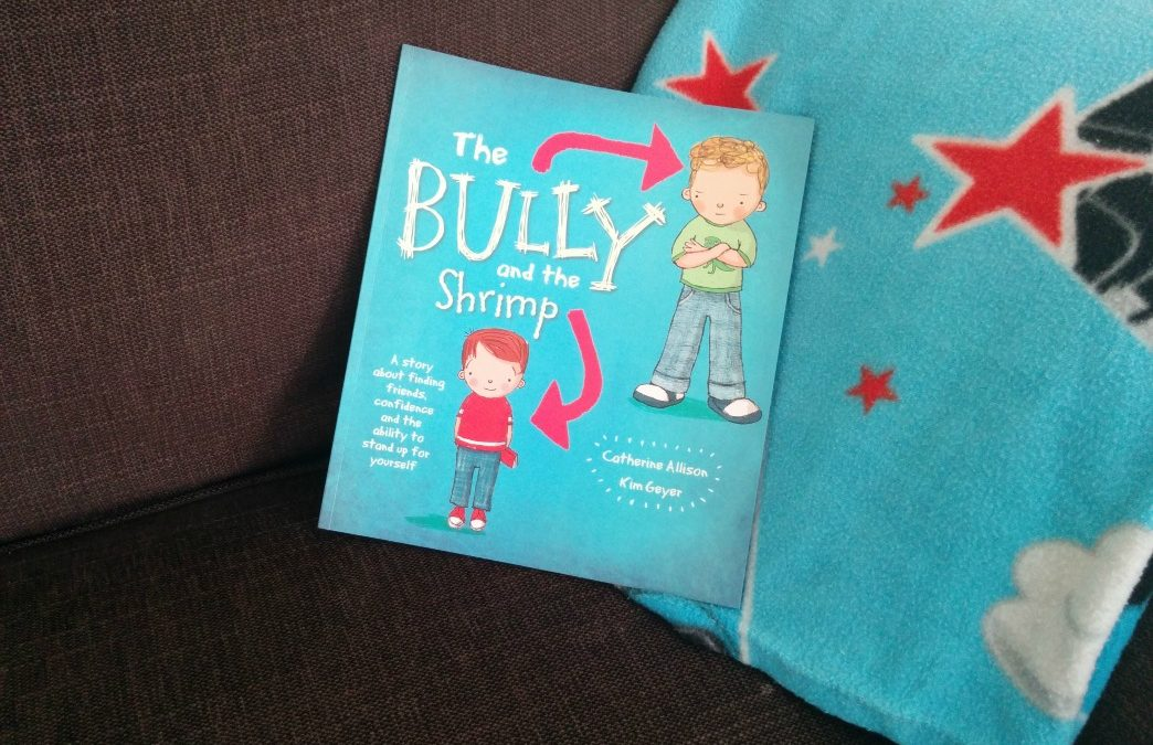 The Bully and the Shrimp: a book review