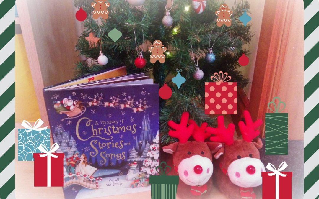 A Treasury of Christmas Stories and Songs: a book review