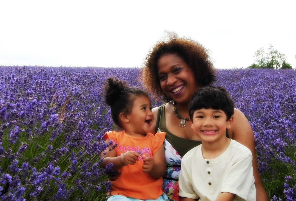 Five tips for caring for mixed race children's hair