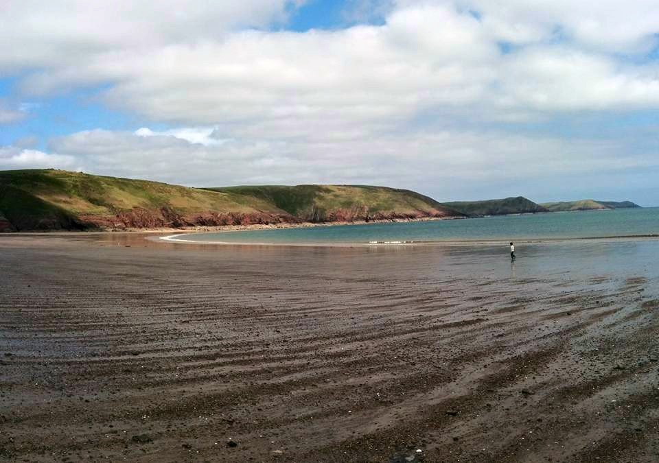 Picturesque Pembrokeshire: land and sea vistas second to none