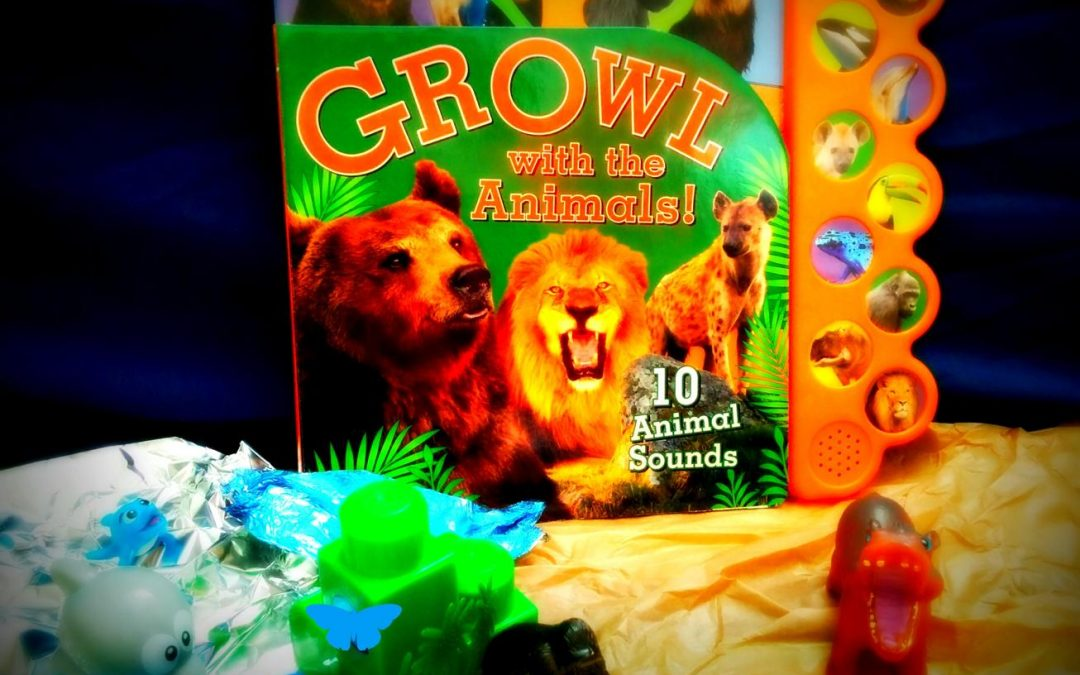 Growl: with the animals book review