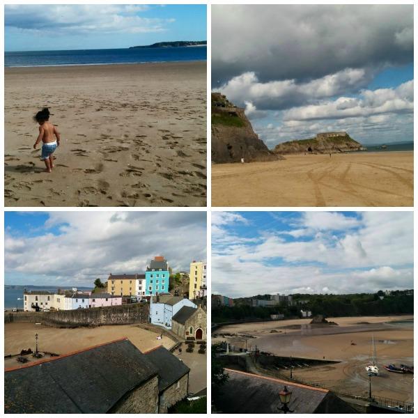 Tenby Beaches