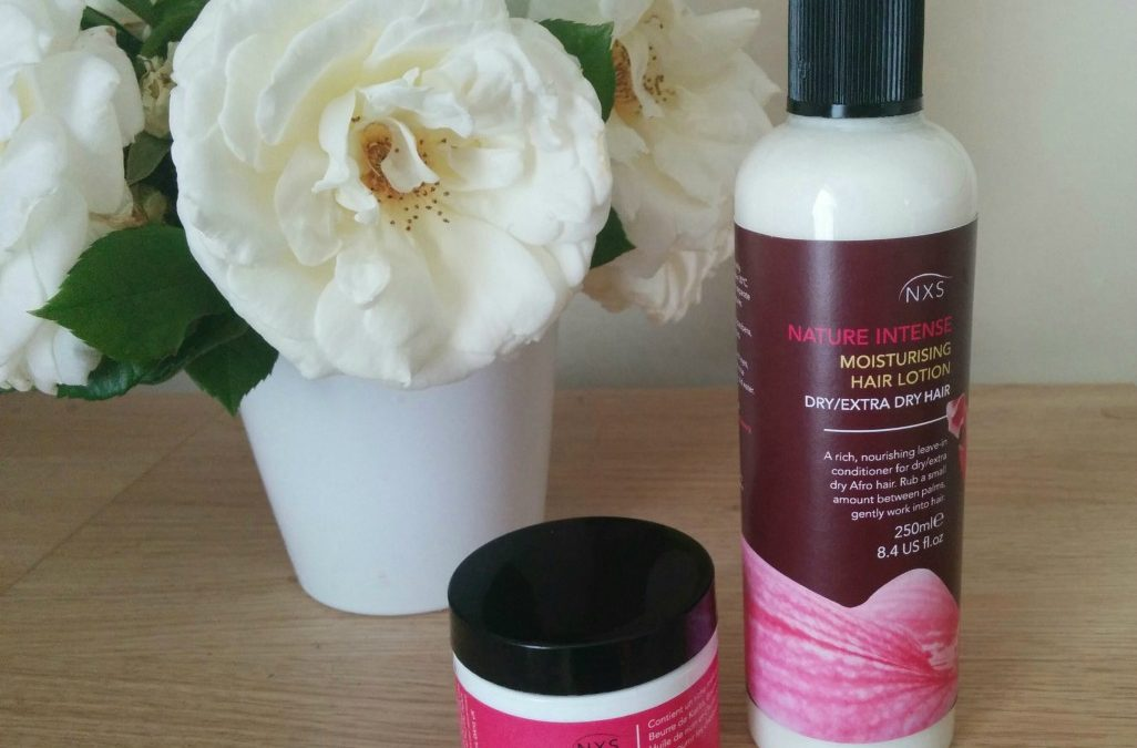 NXS International: organic haircare product review