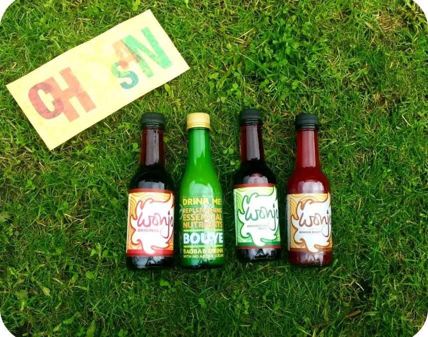Chosan exotic soft drinks