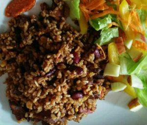 Pelau Rice
