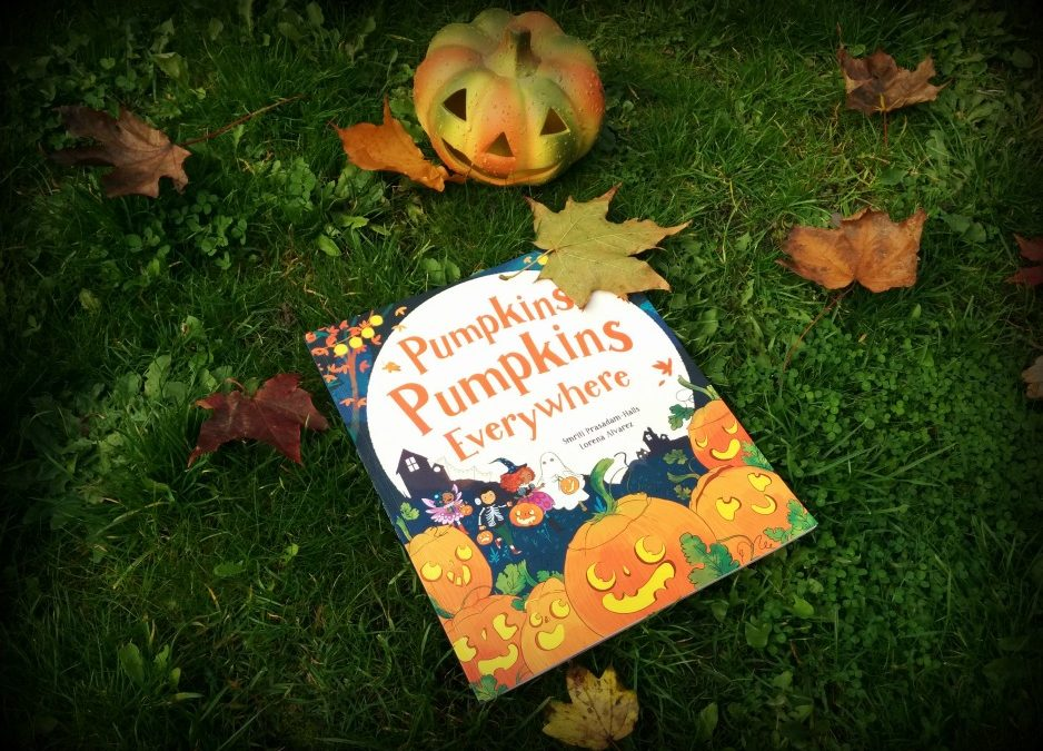Pumpkins Pumpkins Everywhere: book review