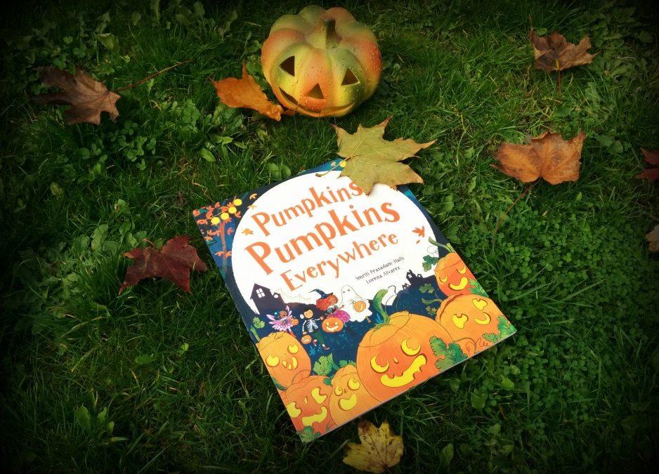 Pumpkins Pumpkins Everywhere: book review