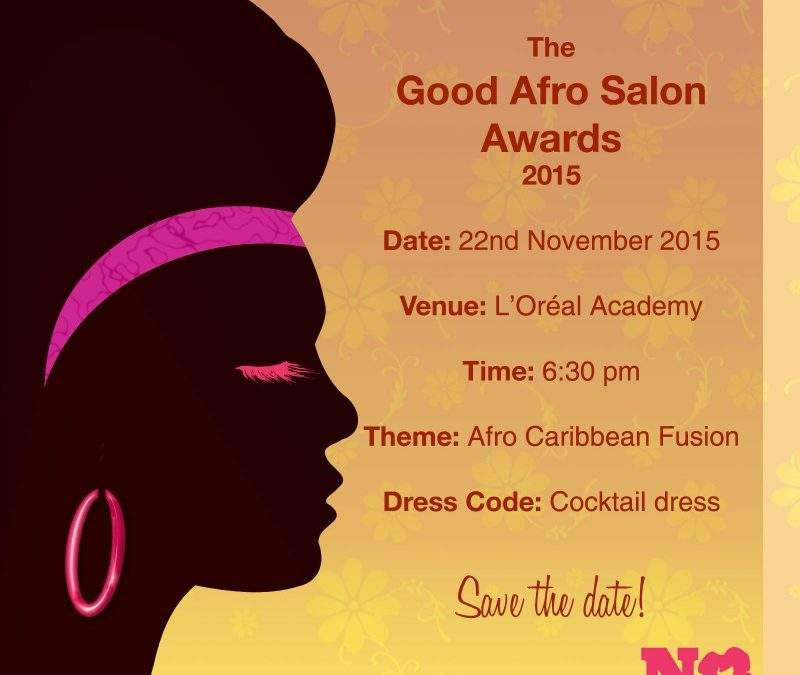 NoScrunchie's Third Annual Good Afro Salon Awards: Press Release