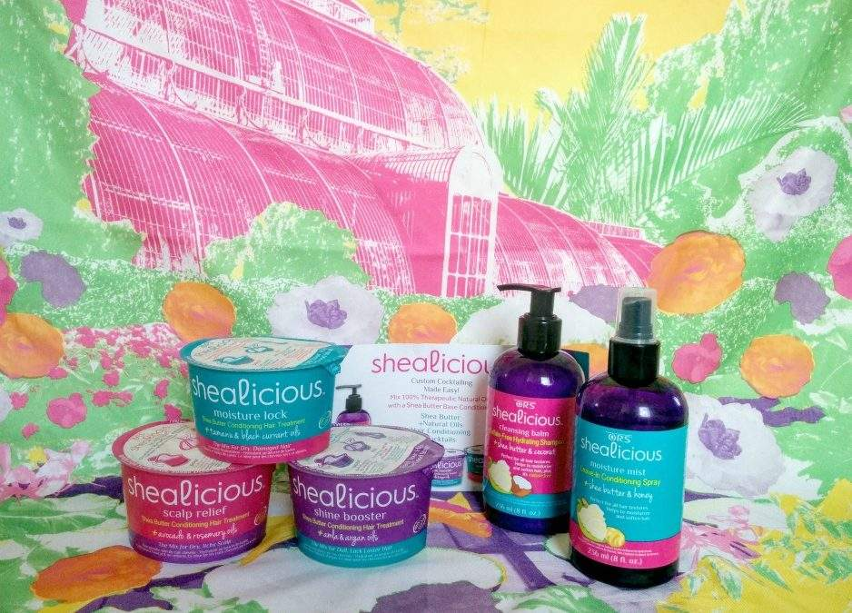 Shealicious by ORS: a product review