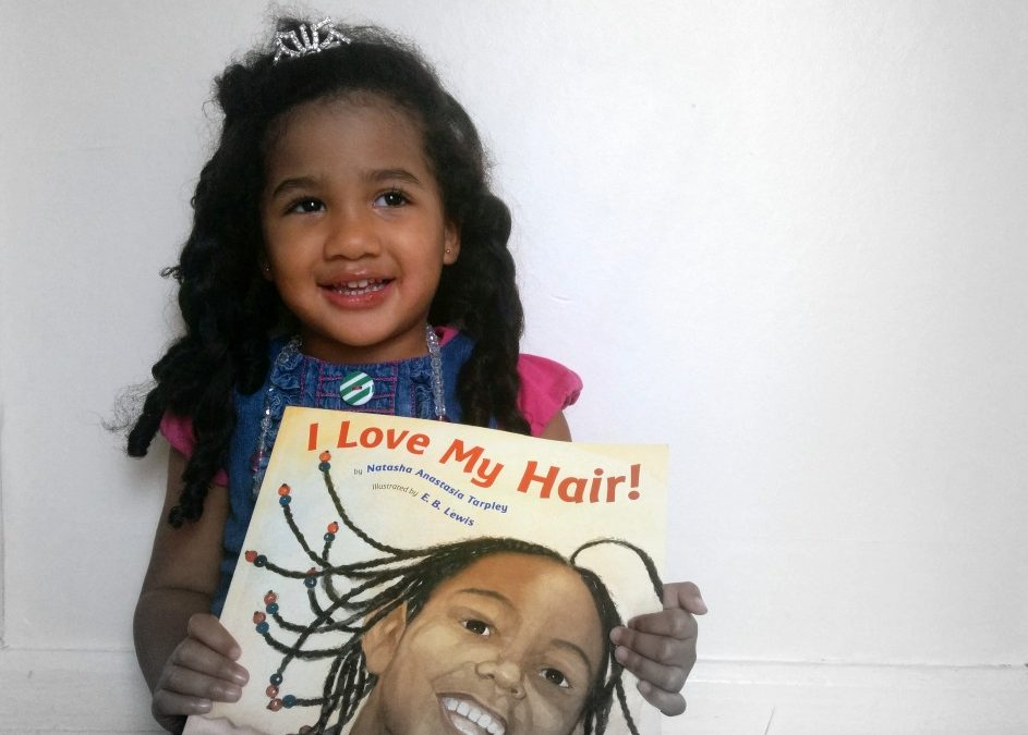 I Love My Hair: a book review