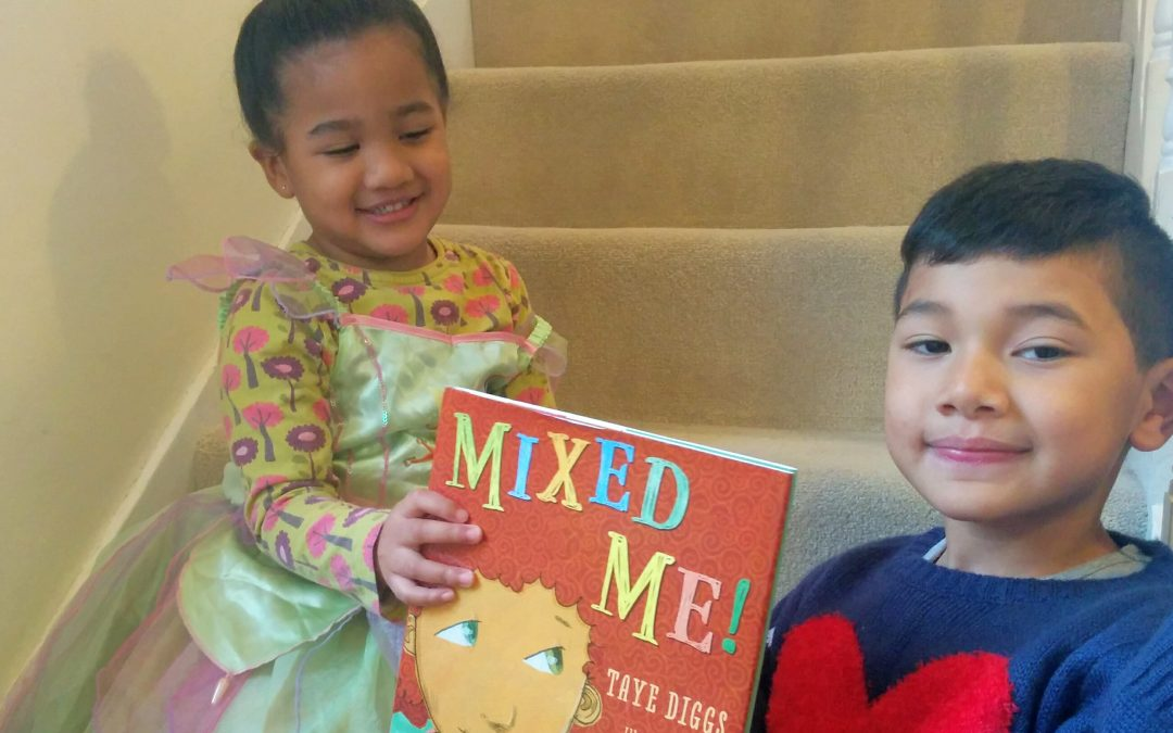 Mixed Me: book review