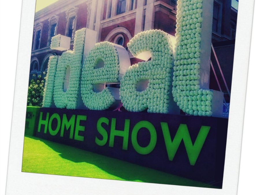 The Ideal Home Show London 2016
