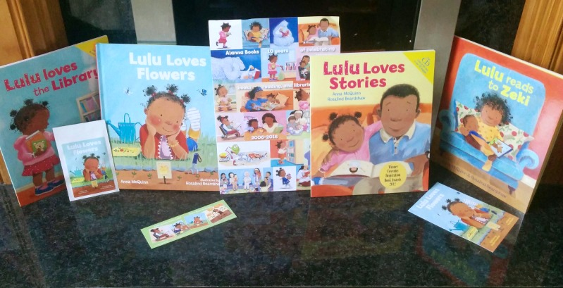 Lulu Book Series