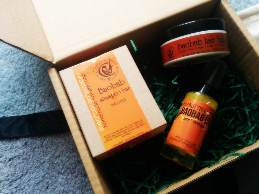Baobab Feature: Sheabutter Cottage's Brown Box