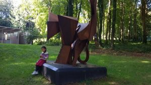 Cass Foundation sculpture park