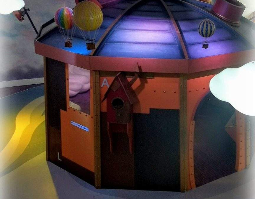 Discover Children's Story Centre: family days out