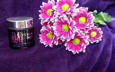 Mane Divas' Chocolate Clay Mask with Invigorating Menthol Crystals: product review