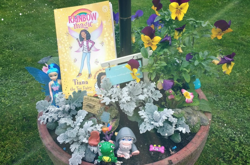 #RainbowMagic : Tiana the Toy Fairy book review