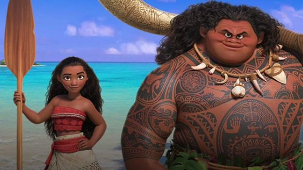 #Moana : The Tiger Tales personal highlights