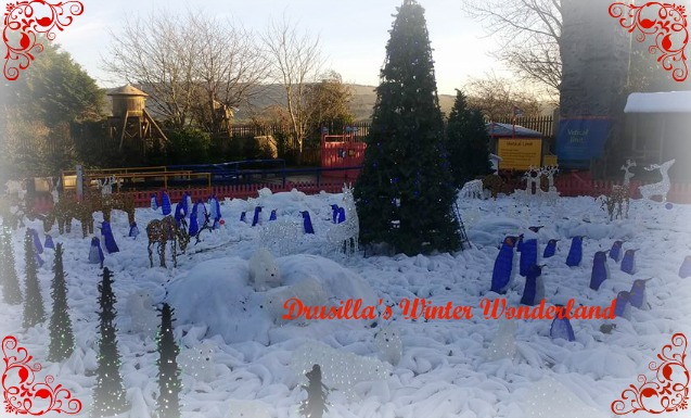 Our Winter Wonderland Experience At Drusillas Park
