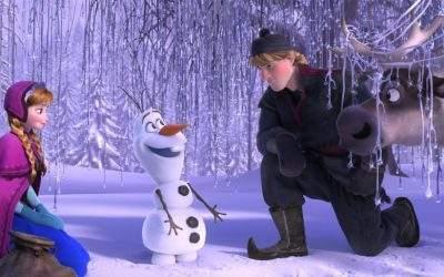 #Frozen : what we're watching