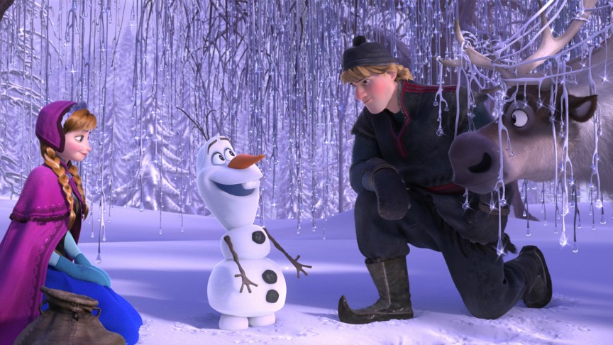 #Frozen : what we're watching