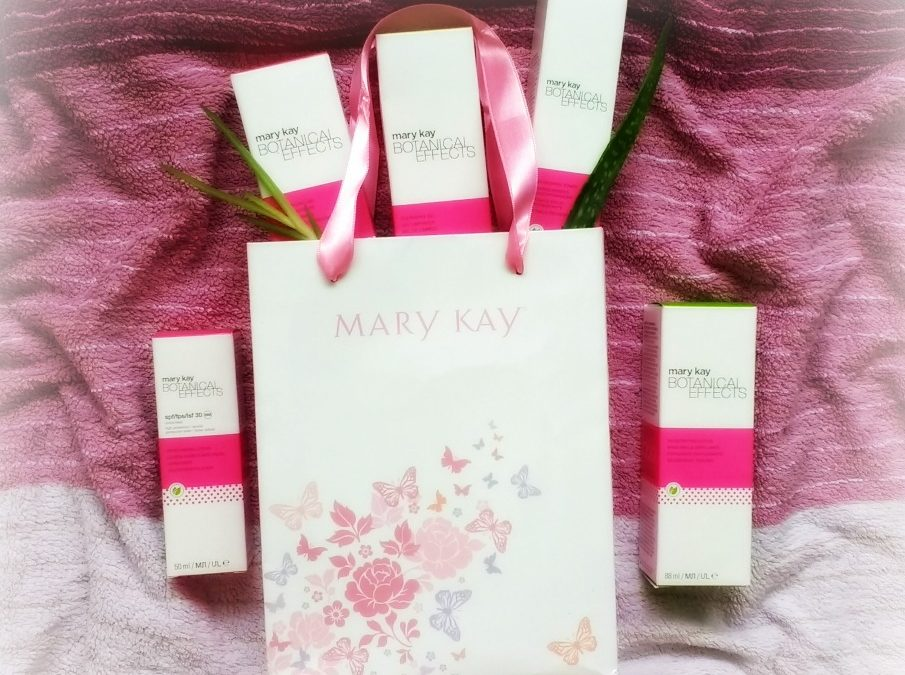 Mary Kay Botanical Effects® Skin Care review