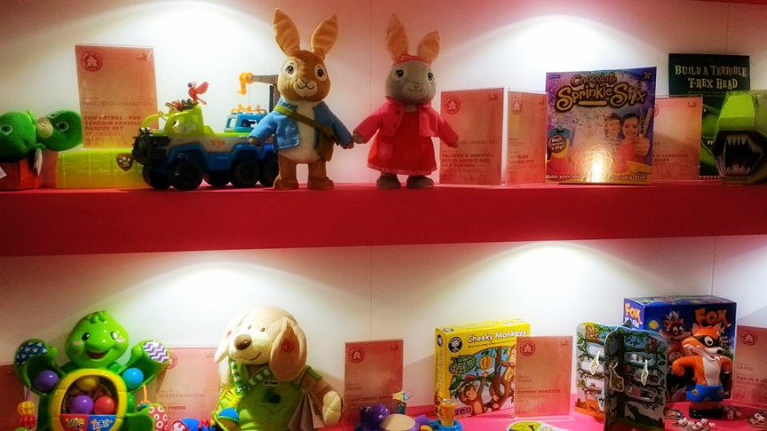 The Toy Fair 2017- London: personal highlights