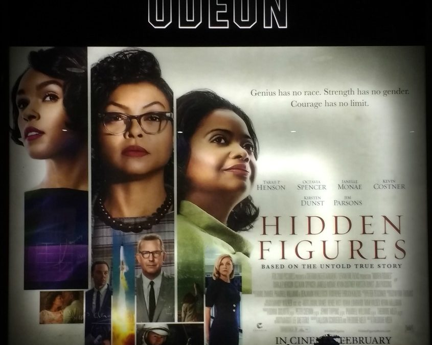 Living the impossible: six reasons to see #HiddenFigures film