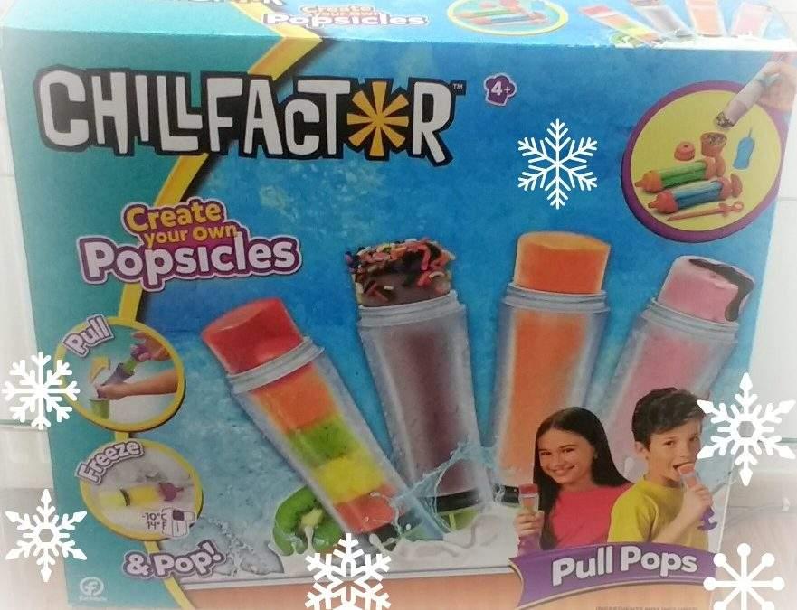 Chill Factor pull pops