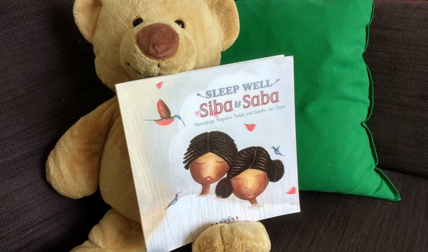 Sleep Well, Siba & Saba: book review