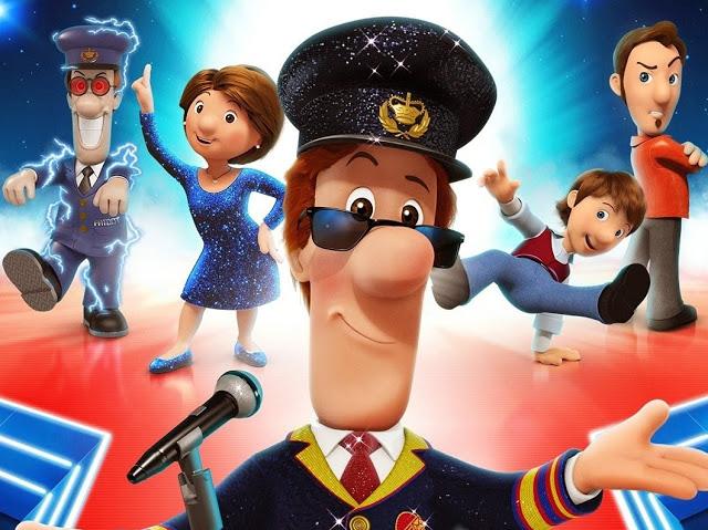 Postman Pat: The Movie on Netflix