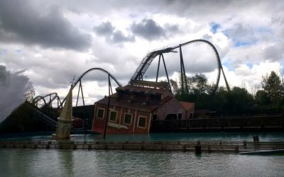 Endless Fun at Thorpe Park with Branston®Beans