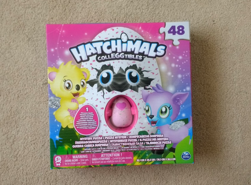 Hatchimals CollEGGtibles Review