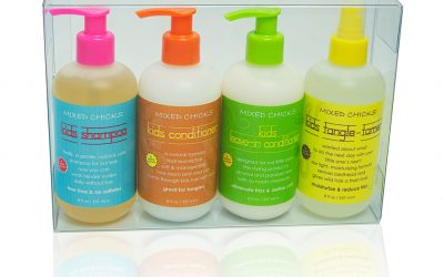 Mixed Chicks Kids Haircare Review