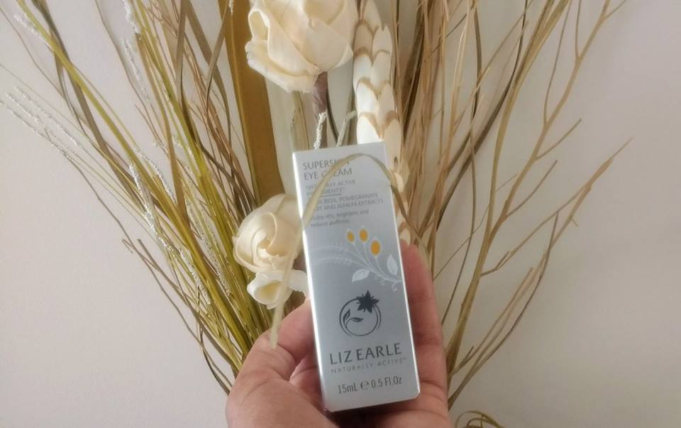 Liz Earle Superskin™ Eye Cream: product review