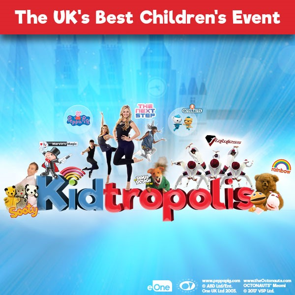 Family day out to Kidtropolis: press release
